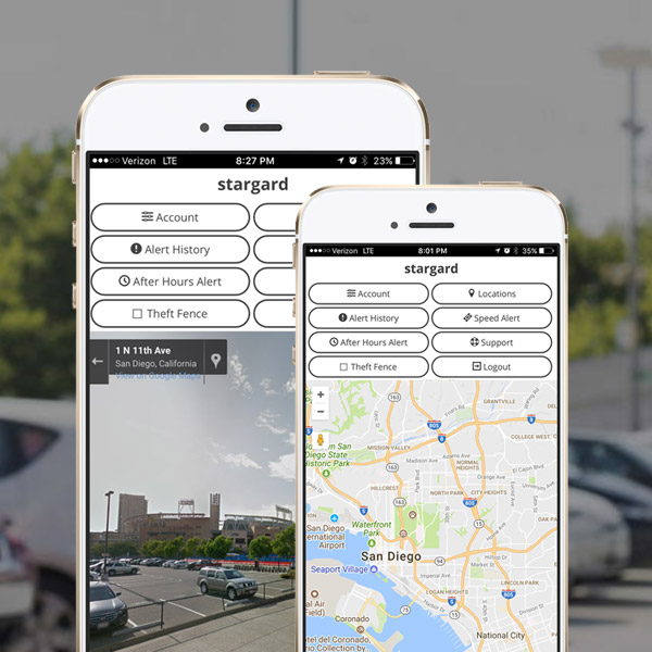 LOCATE YOUR VEHICLE FROM ANY DEVICE
